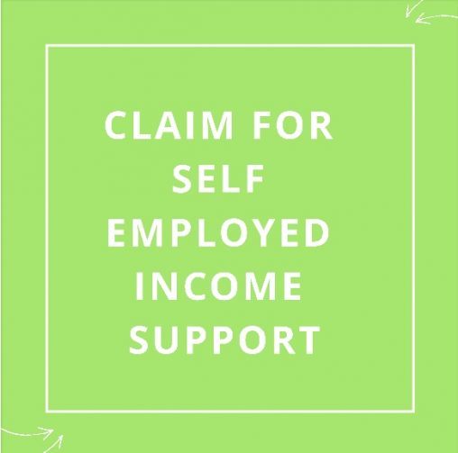 Claim for Self Employed Income Support